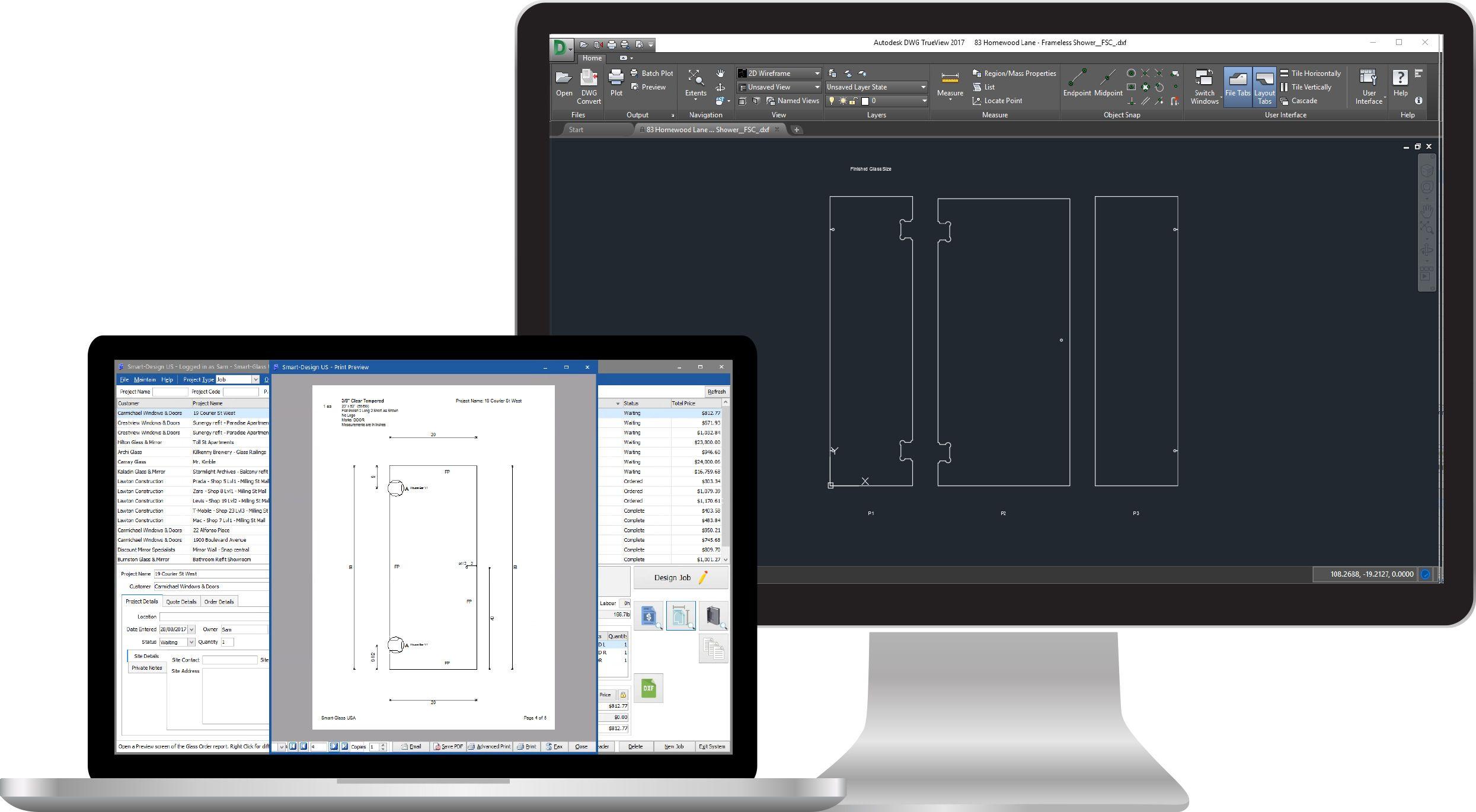 Smart-Glass Enterprise - Fabricate
