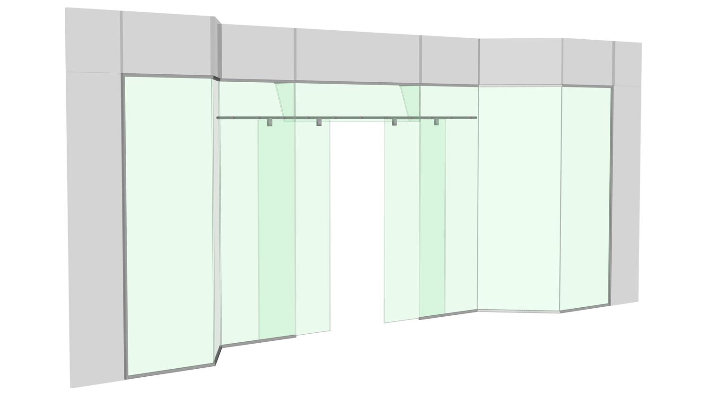 Smart-Shopfront - software for glaziers that makes shopfronts easy