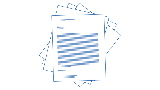 Glass Office Software - No more messy paperwork