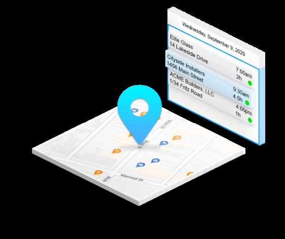 glazier installers software