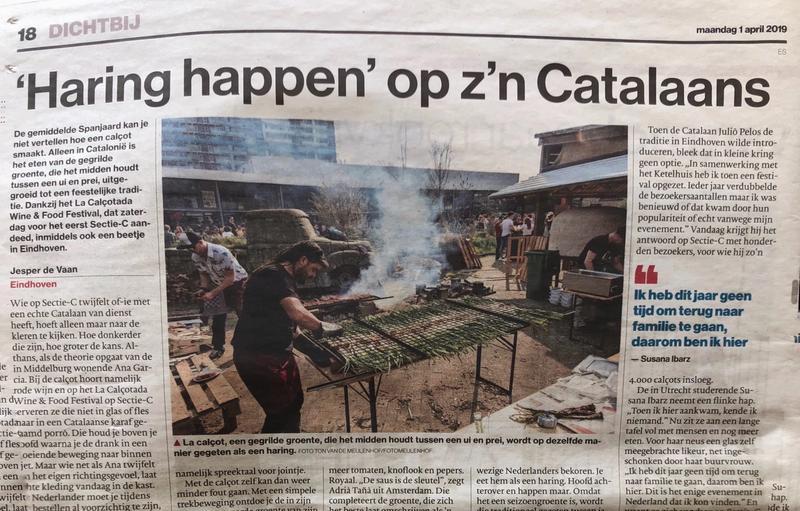 Eindhovens Dagblad Article