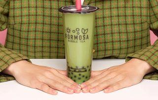 Formosa Bubble Tea Drink