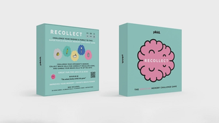Recollect Game Packaging