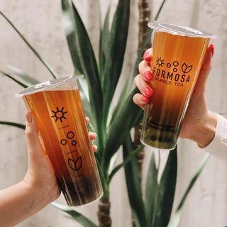Formosa Bubble Tea Cups