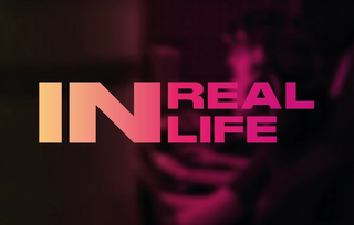 Guste.Design InReal Life Logo With Gradient