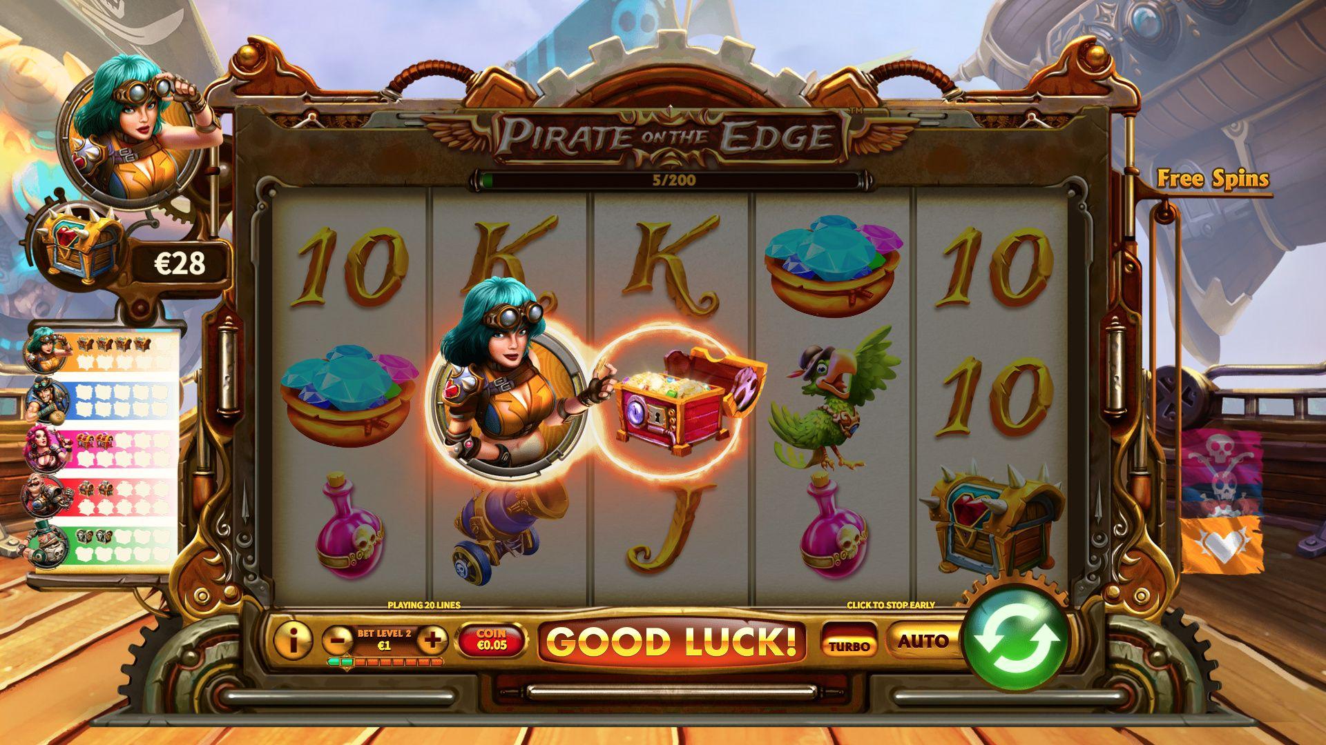 Treasure Hunt Bonus