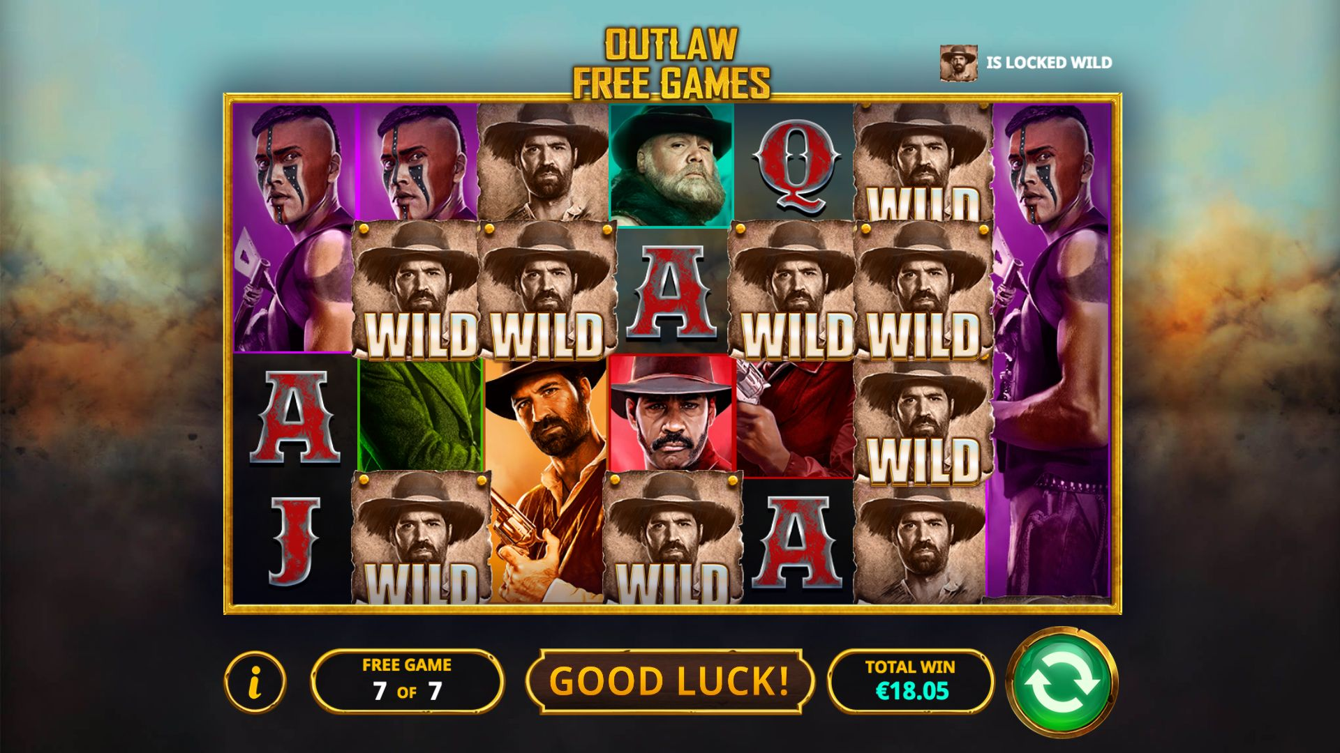 Outlaw Free Games