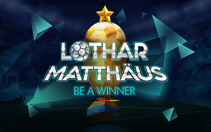 Lothar Matthäus. Be a Winner