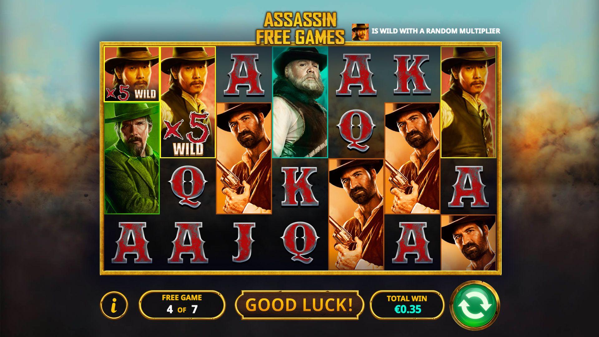 Assassins Free Games