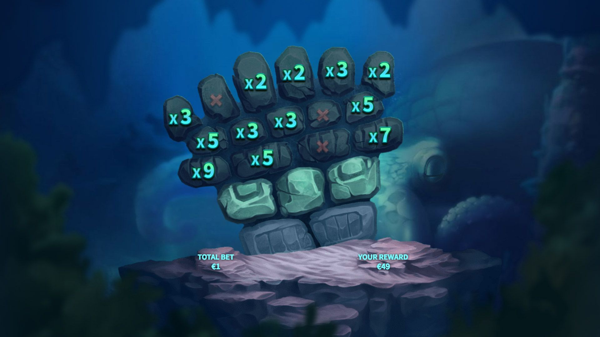 Totem Treasure Bonus
