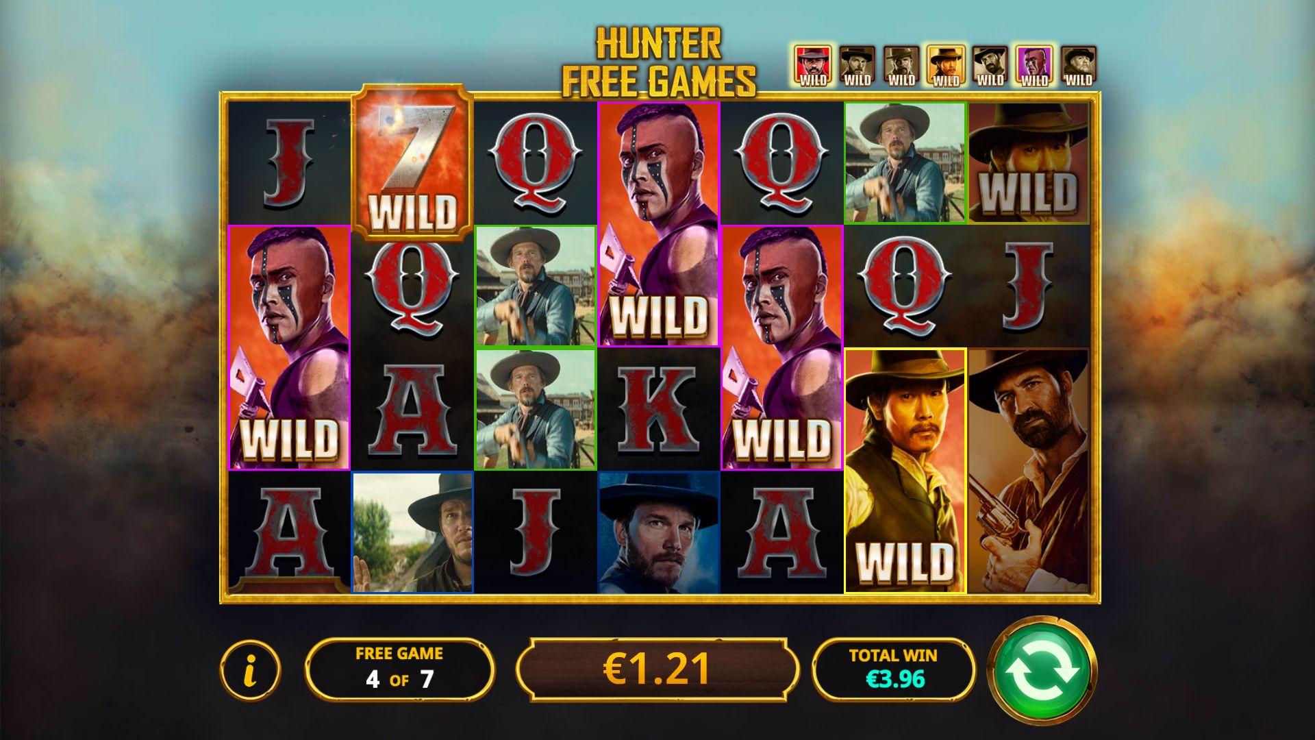 Hunter Free Games