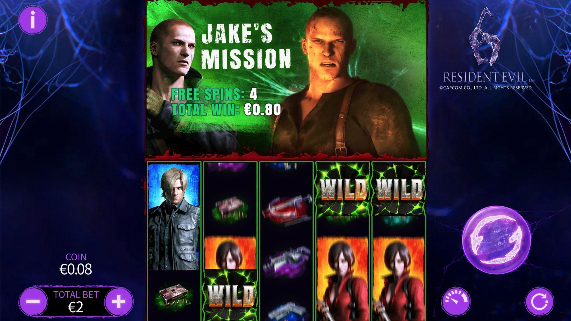 Jake's Mission: Ustanak Random Wilds