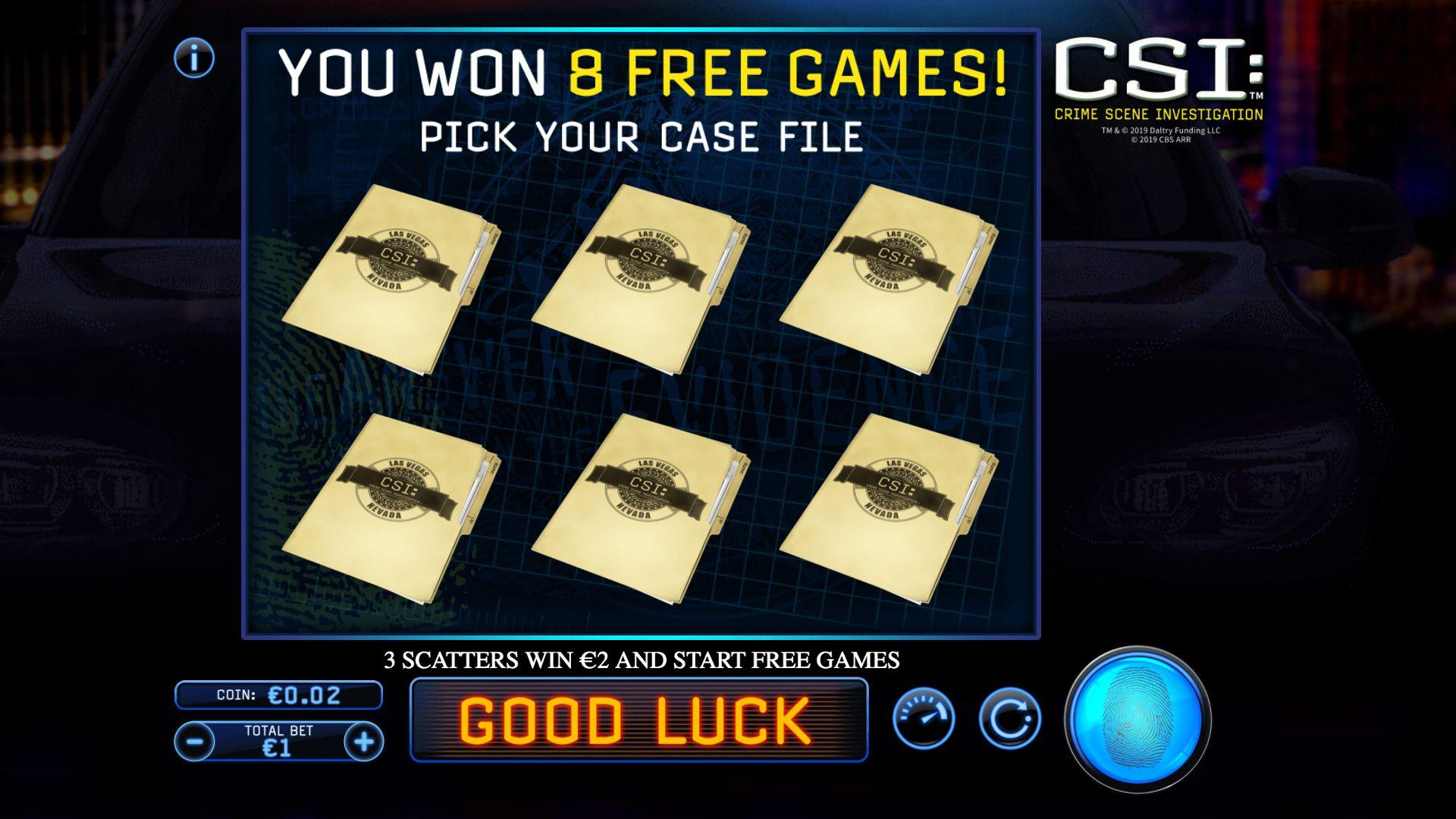 Case Files Free Games