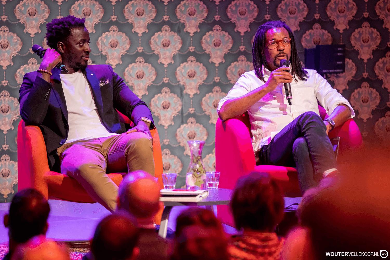 Colson Whitehead & Nana Kwame Adjei-Brenyah