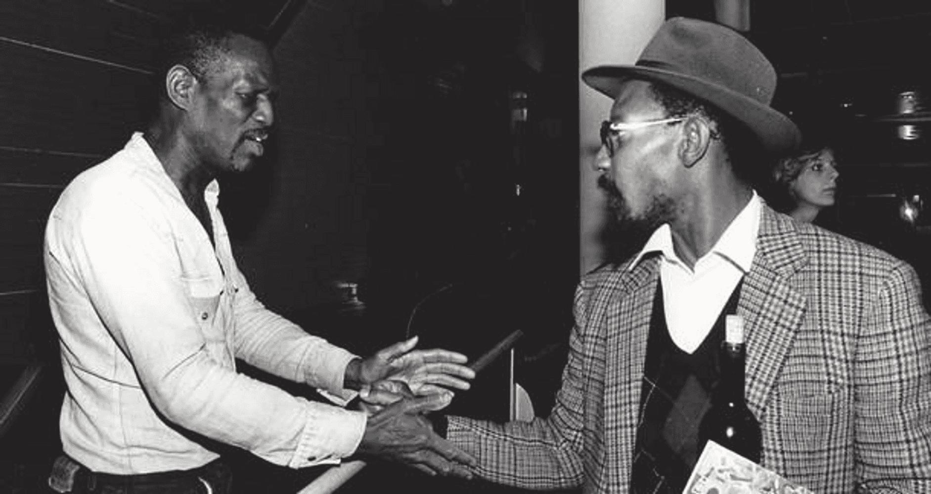 Gylan Kain & Linton Kwesi Johnson