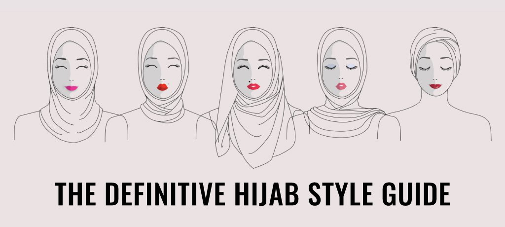 This Hijab Style Guide Is Everything You Will Ever Need