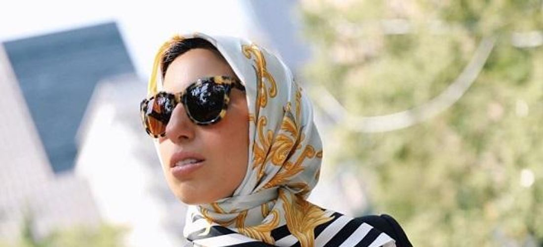 Wearing Square Hijabs Is Easier Than You Think