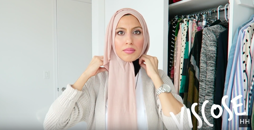 3 Hijab Styles Guide Step By Step With Pictures