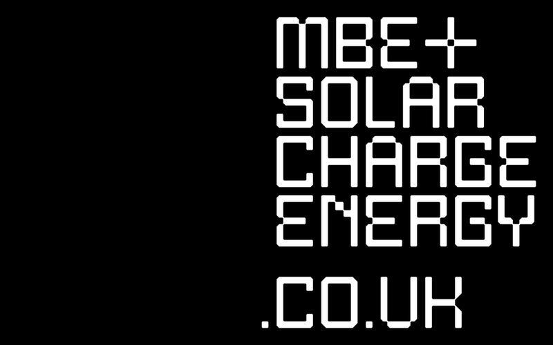 MBE-Typeface