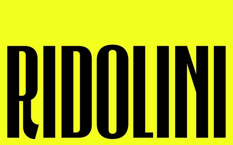 Ridolini-Cover