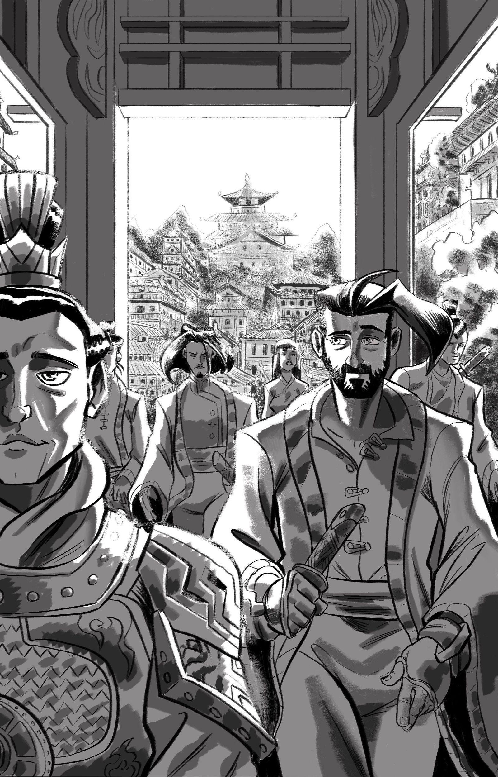 Shogun's Escort
