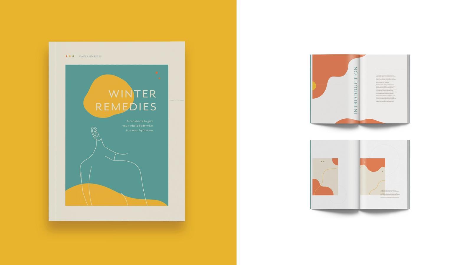 Winter Remedies // Cookbook