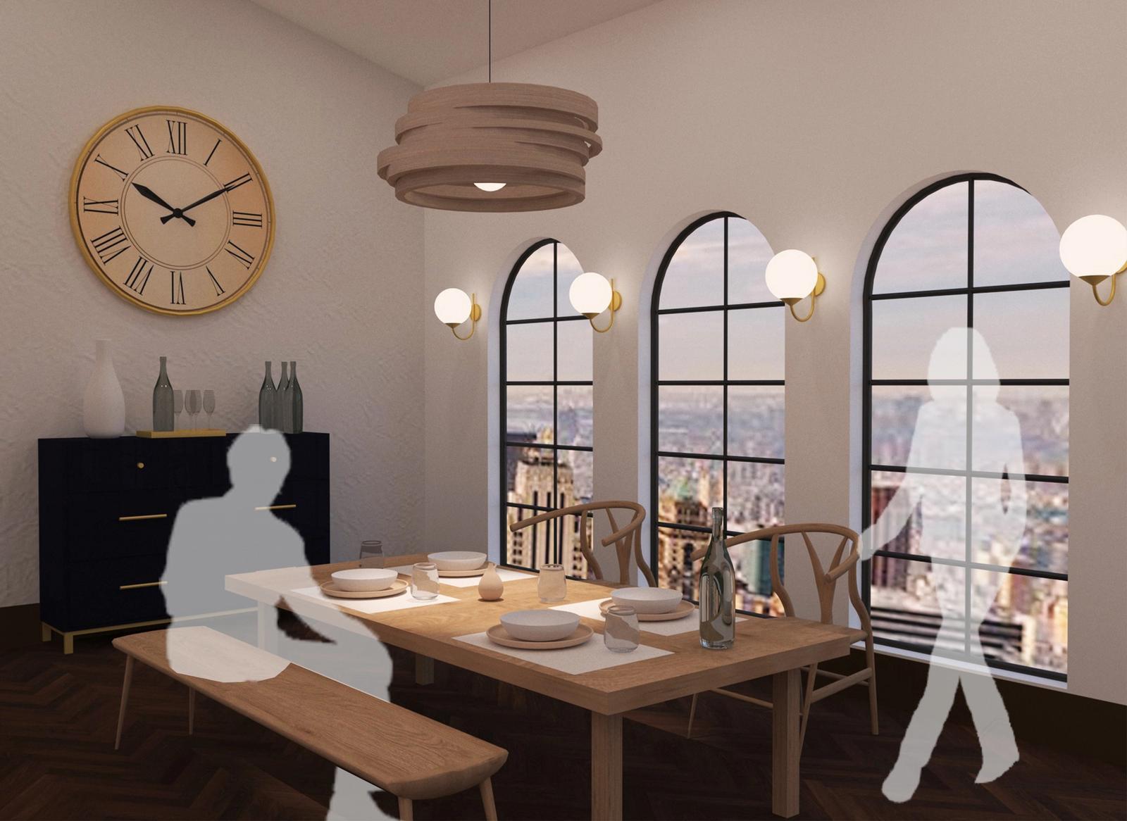 Artist Studio - Dining Area