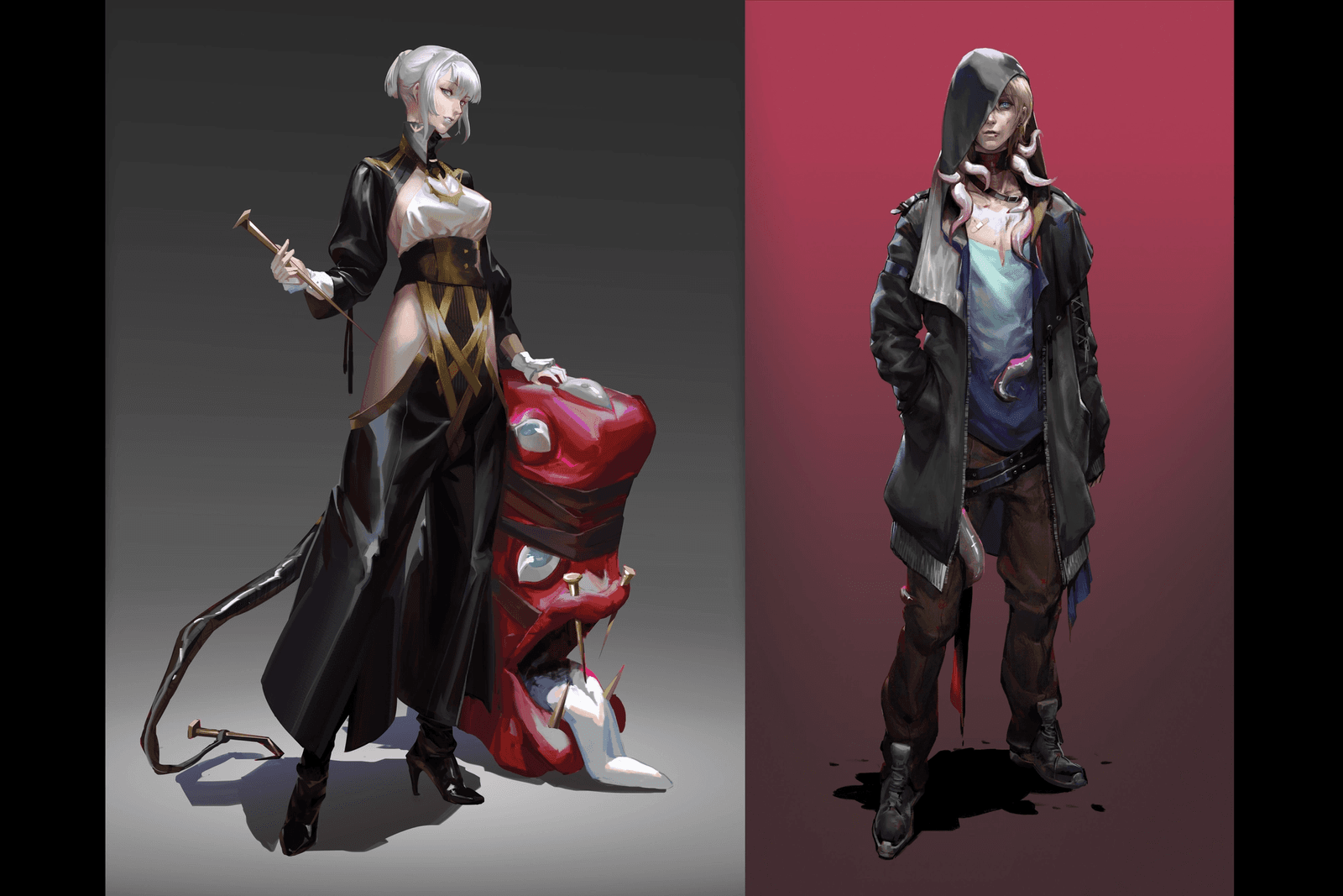 Character Designs 2
