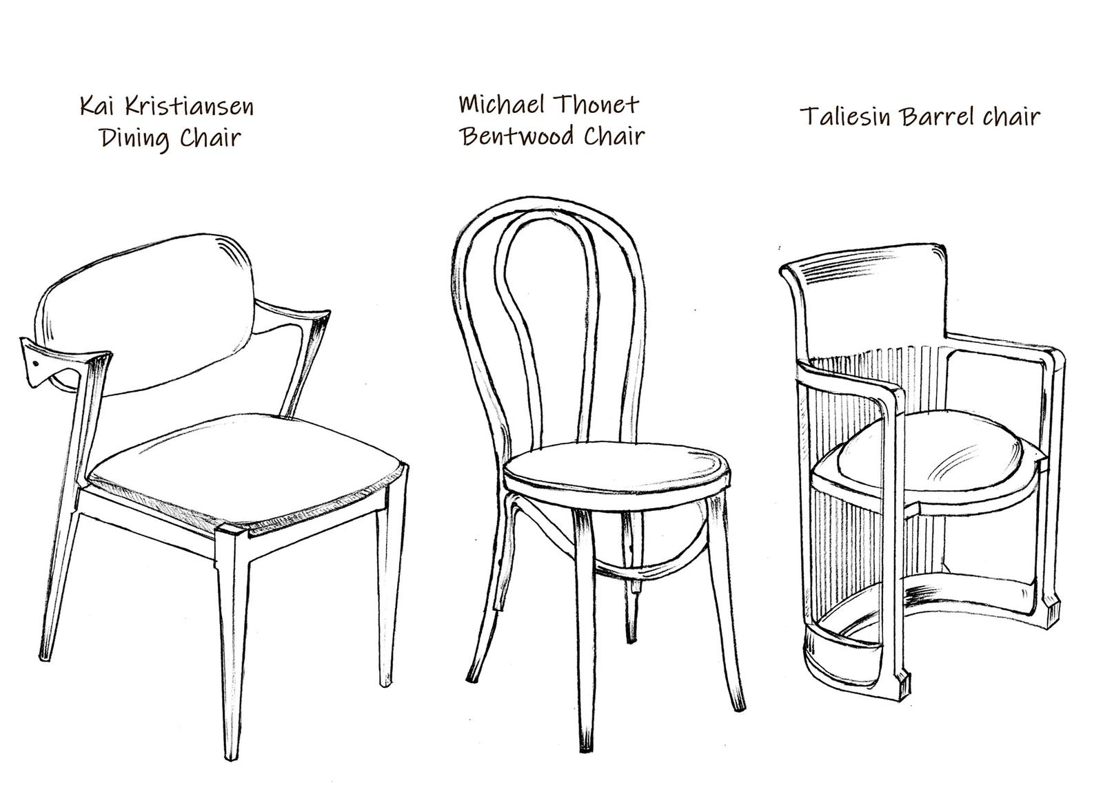 My favorite Chairs