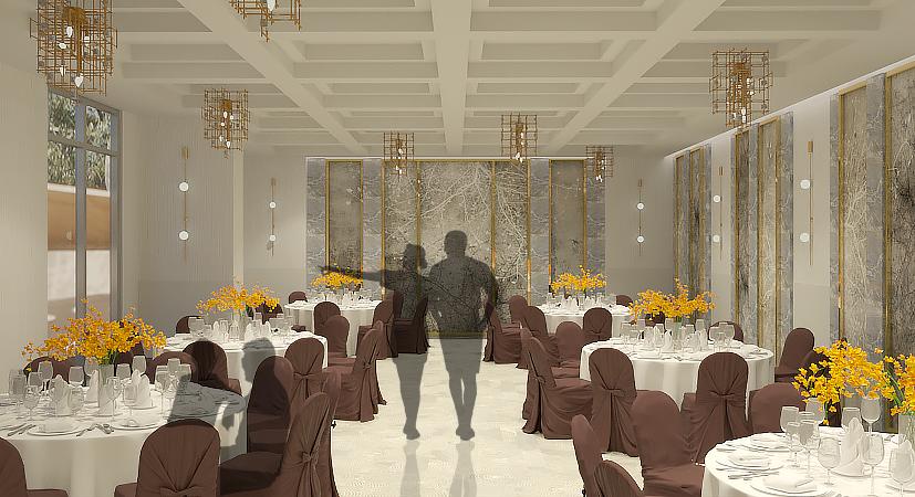 Ballroom - Iconic Boutique Hotel