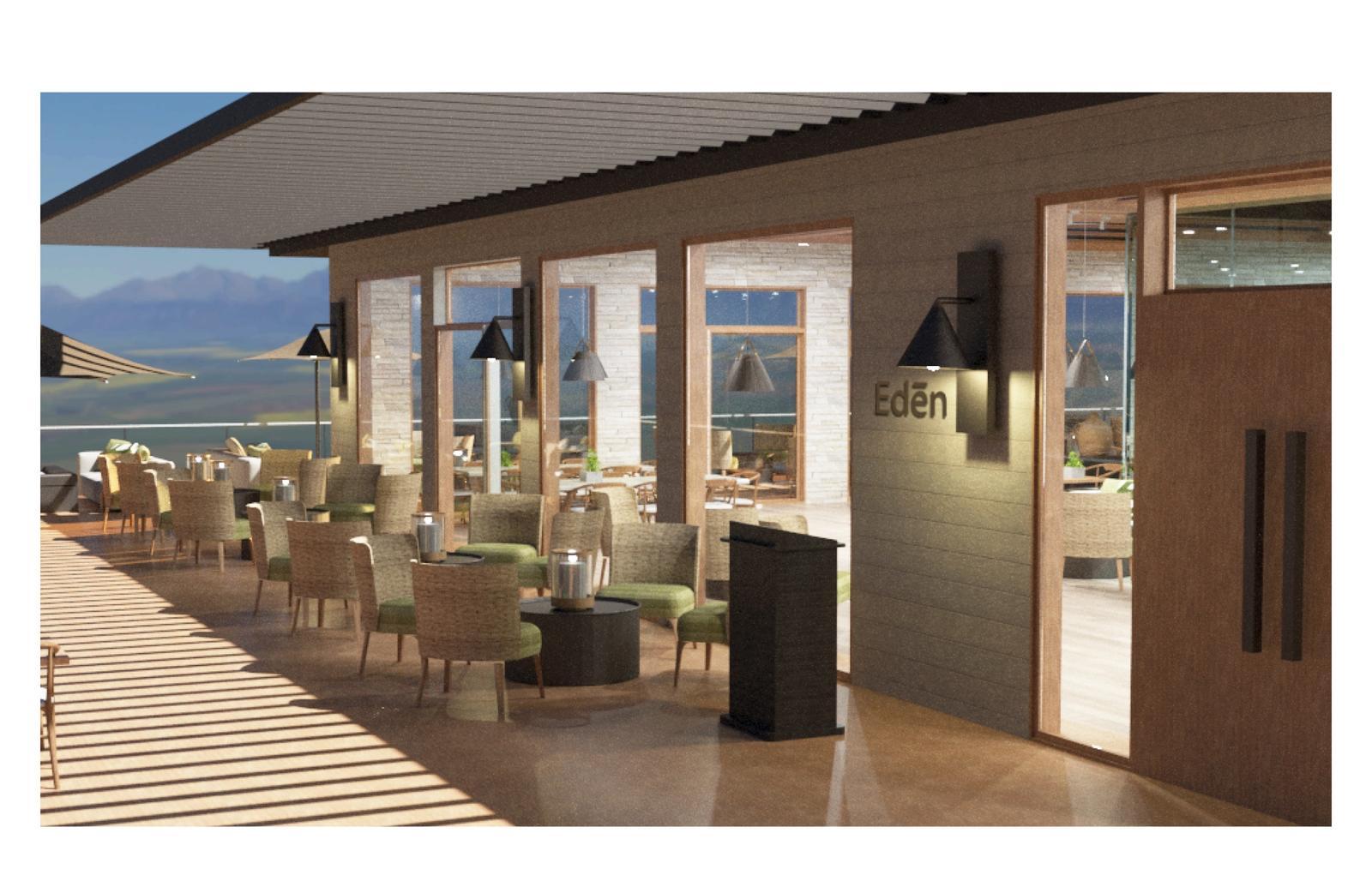 Statera Wellness Retreat - Eden Restaurant Lounge