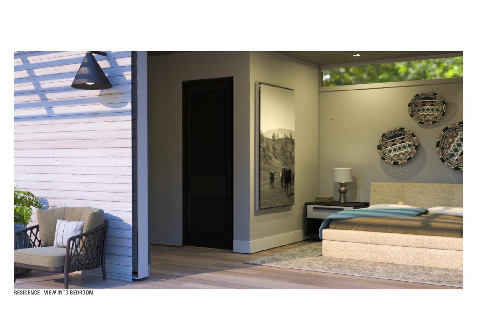 Statera Wellness Retreat - Residence Bedroom