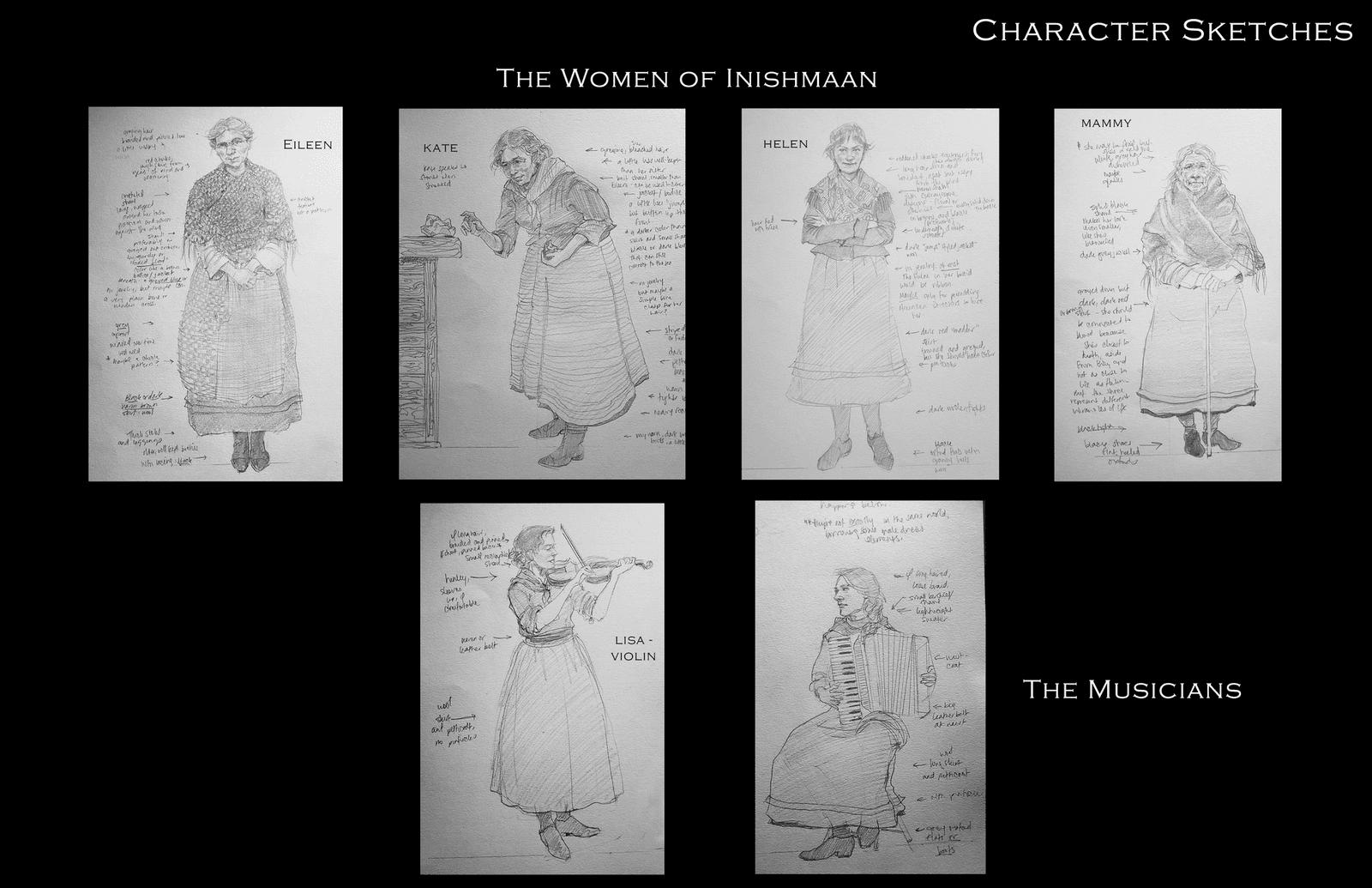 The Women of Inishmaan