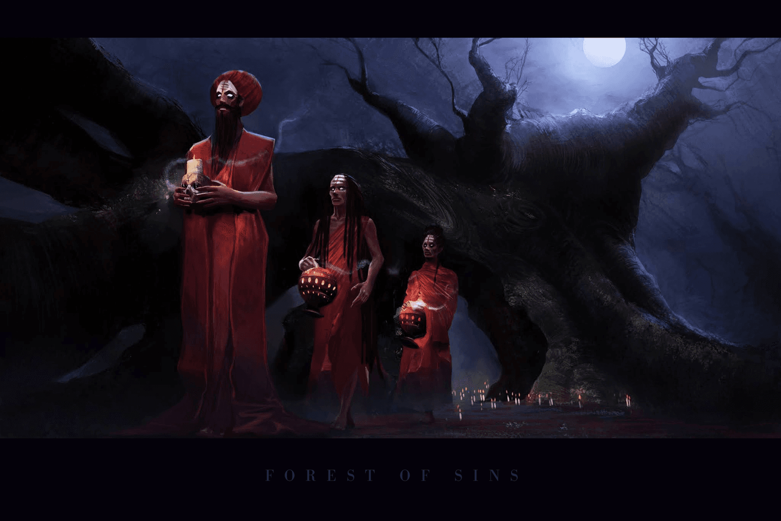 Forest of Sins