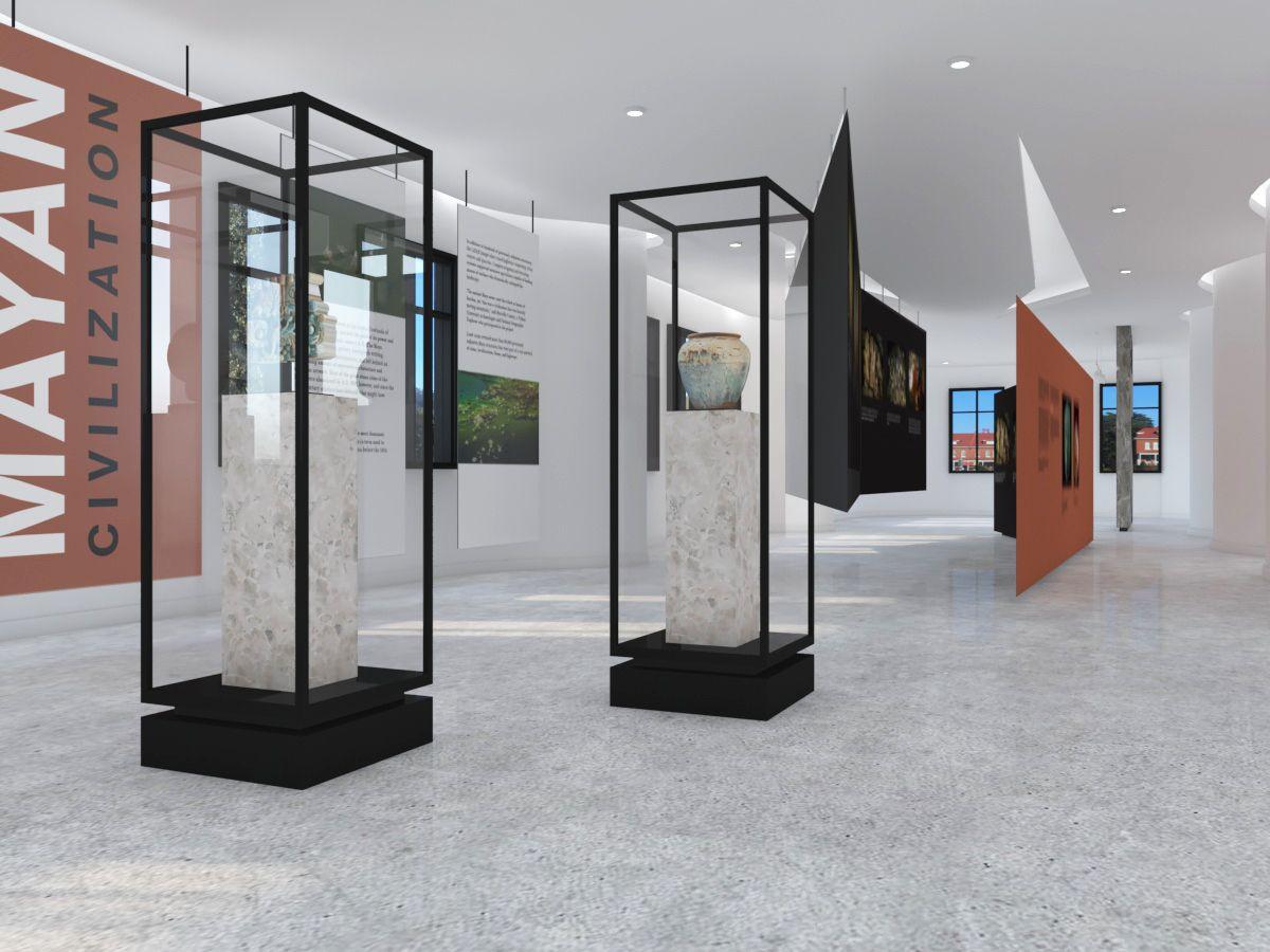 Level 1 - Exhibition area 2