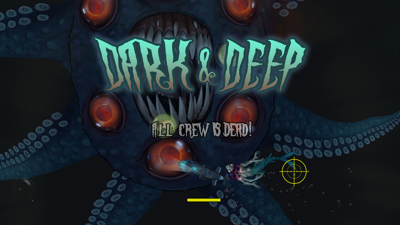 Dark & Deep - Screenshot 01