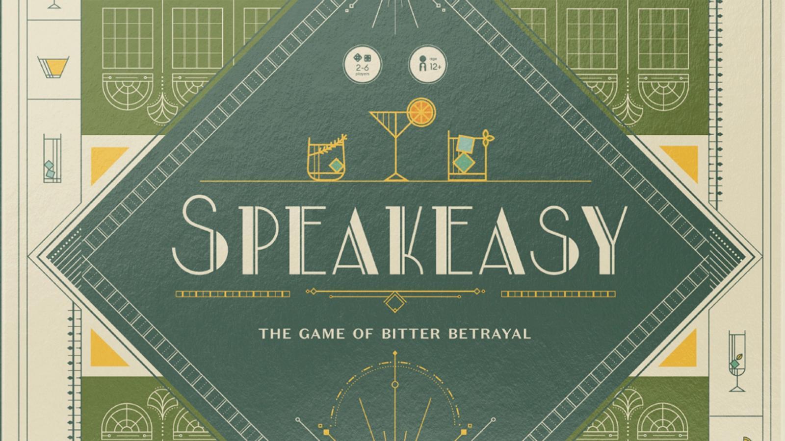 Speakeasy // Board Game