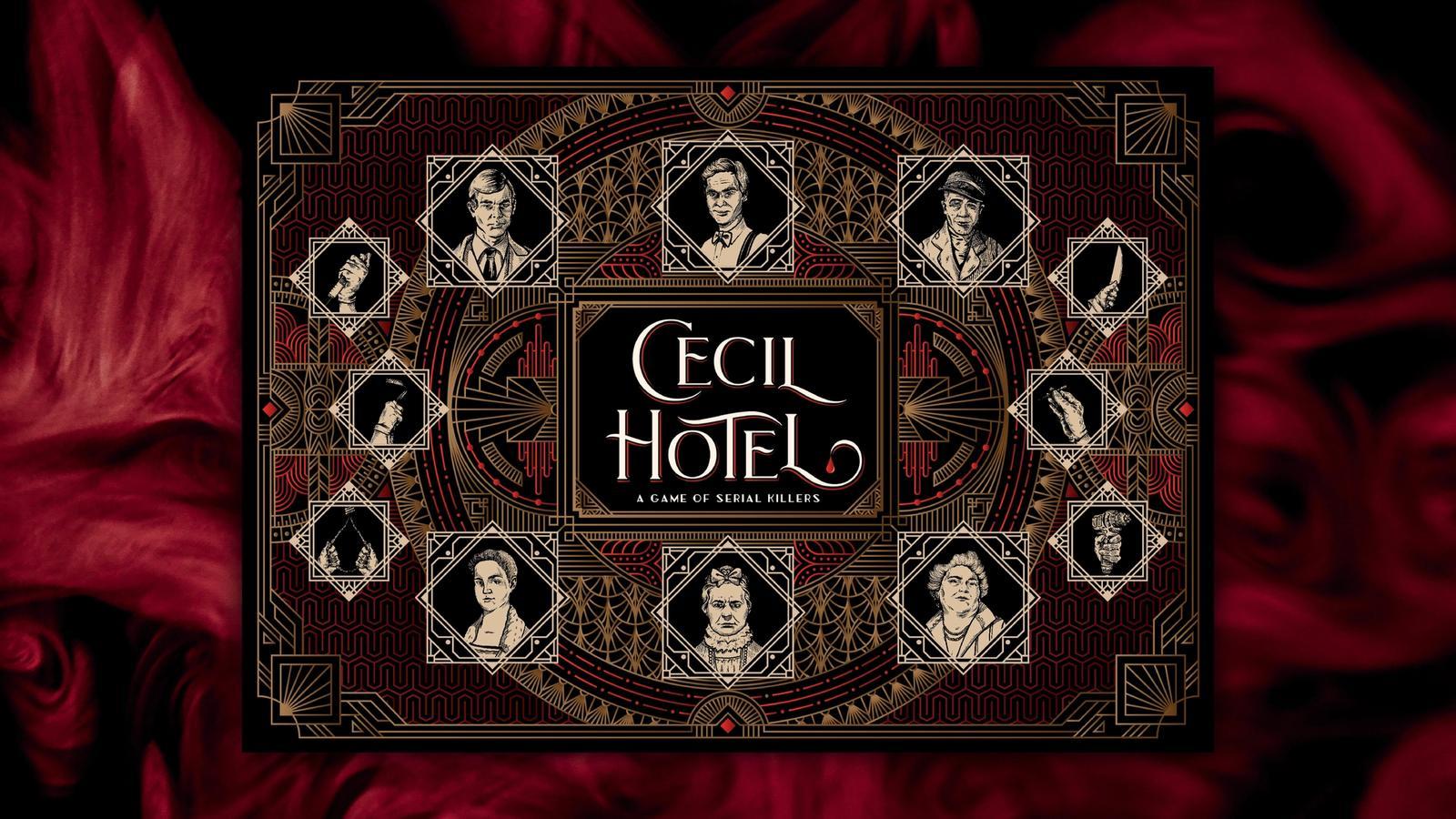 Cecil Hotel // Board Game