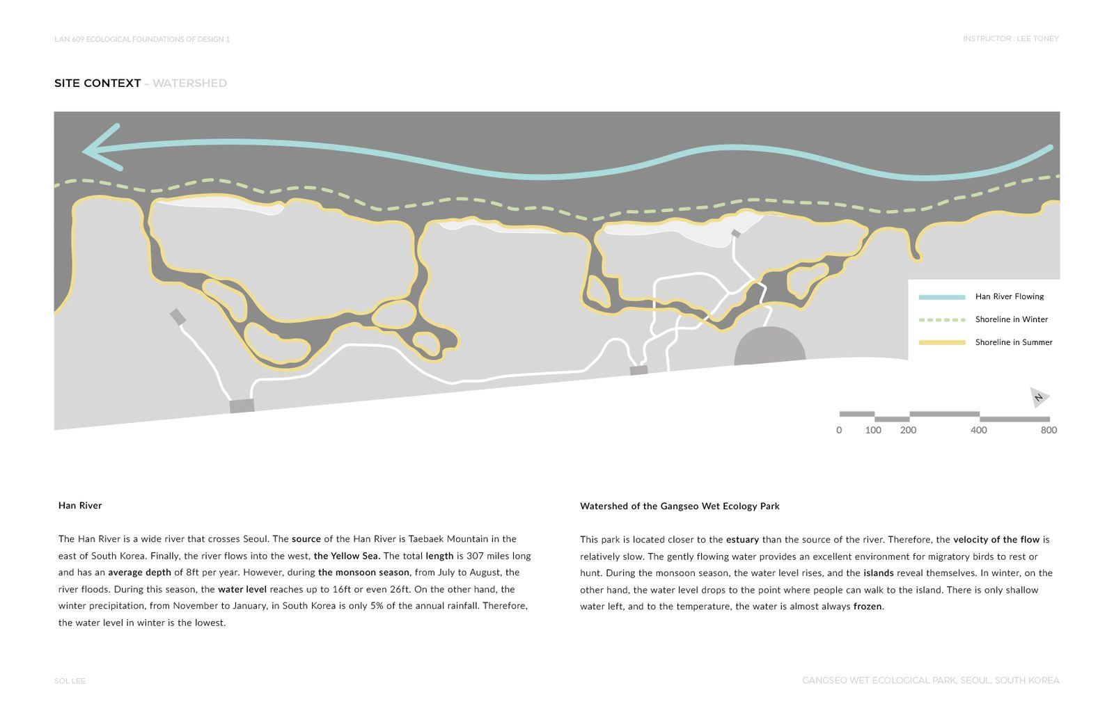Gangseo Wet Ecology Park - Site Context