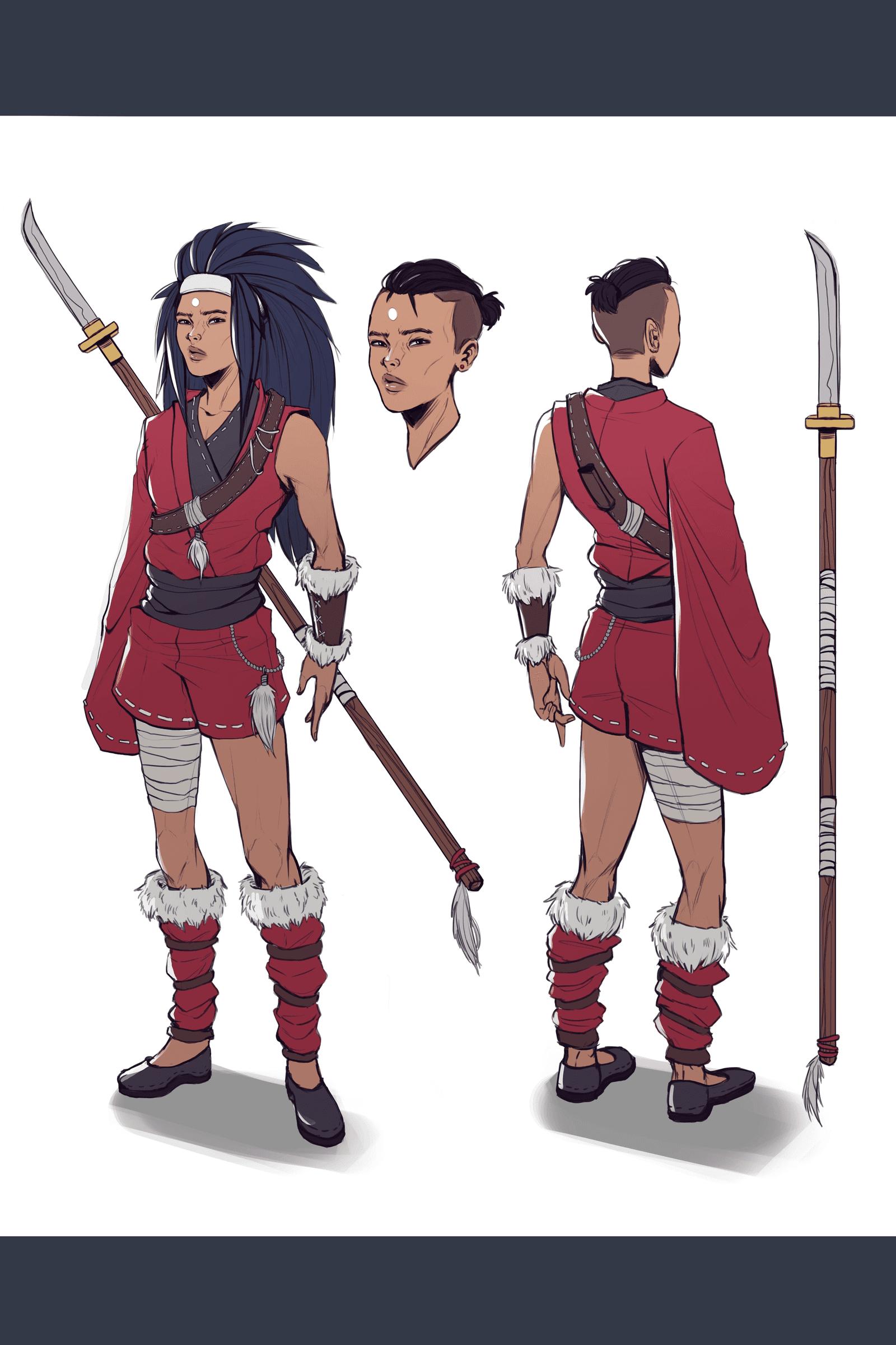 Ish'ku Warrior