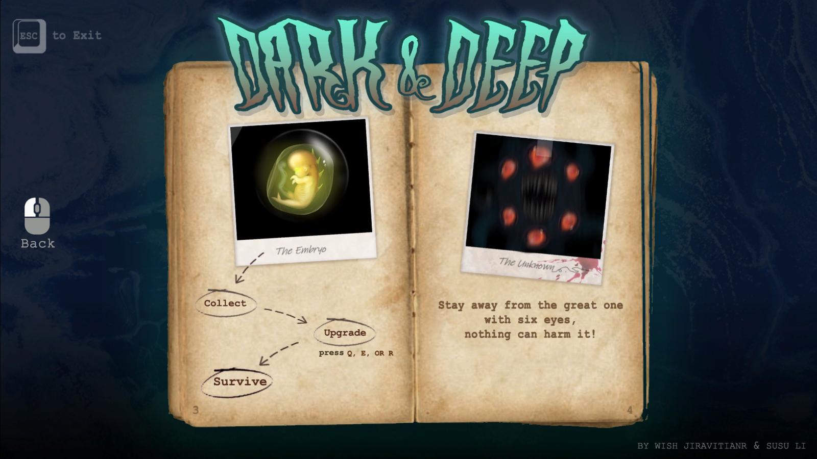 Dark & Deep - Screenshot 03