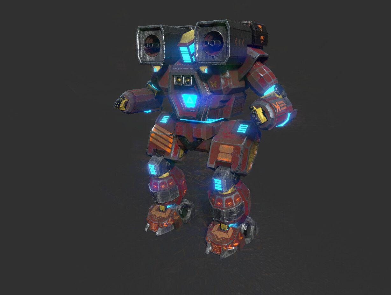Battle_Robot