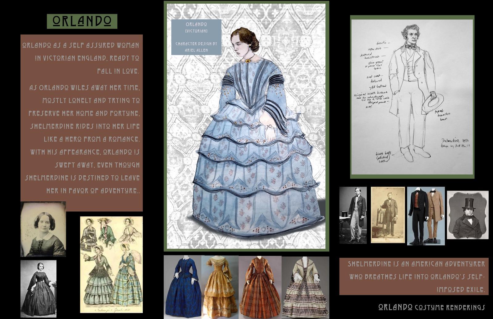 Orlando Victorian Era