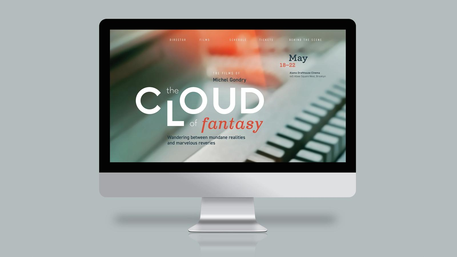 Michel Gondry Film Festival // The Could of Fantasy