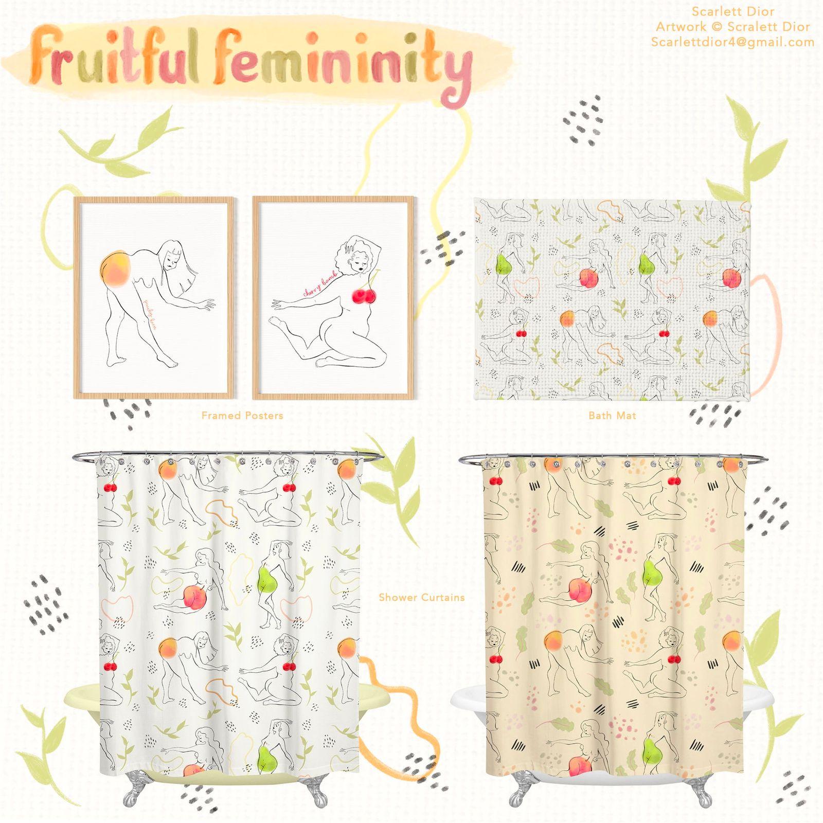 Fruitful Femininity