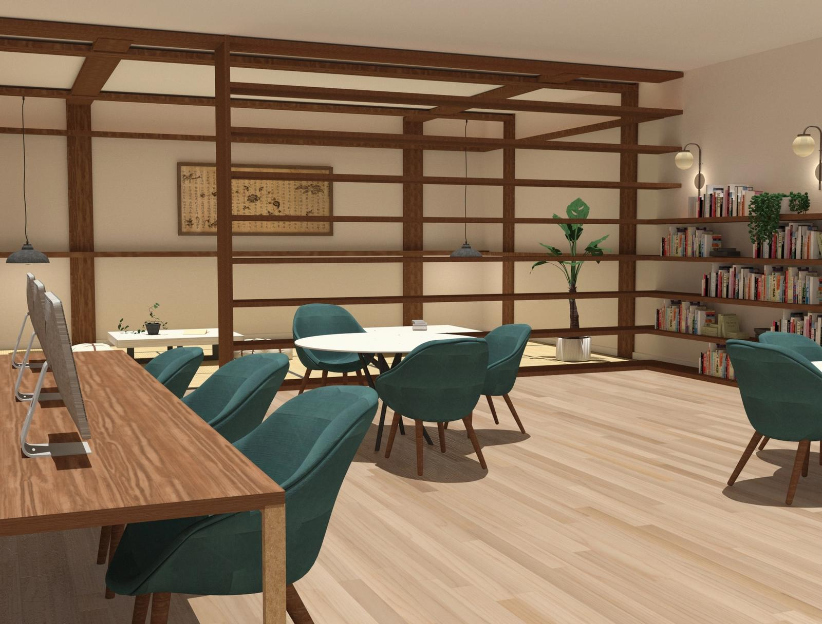 Interior Rendering 3