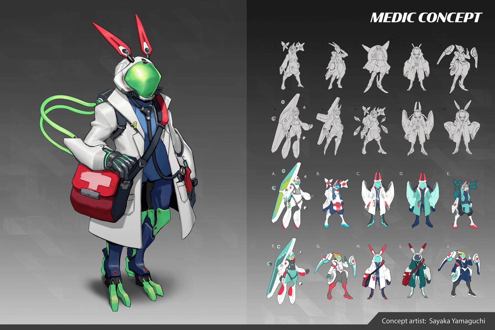 Rabbit Medic