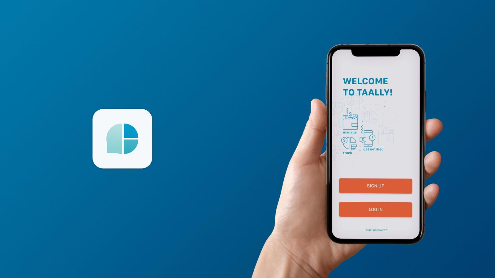 Taally // Mobile Application