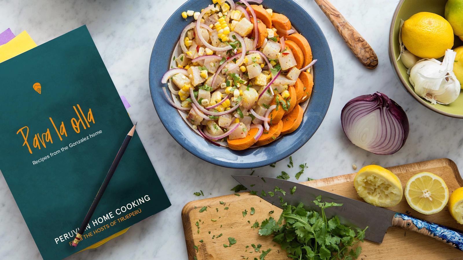 Trueperu Cookbook // Aeroperu Renaming/Rebranding