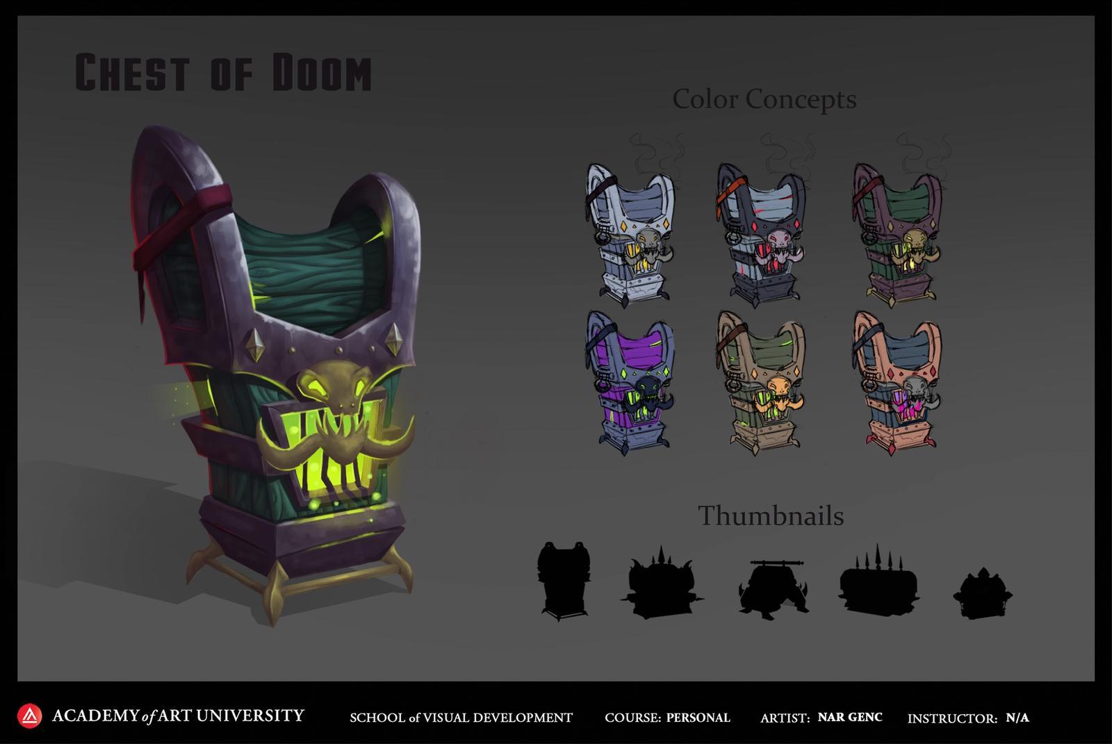 Chest of Doom